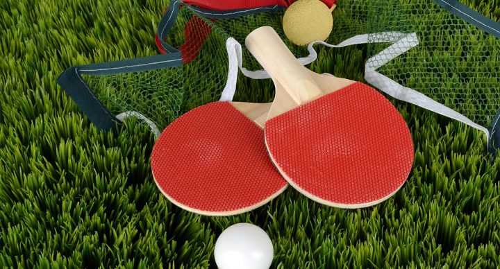 Table tennis every Friday