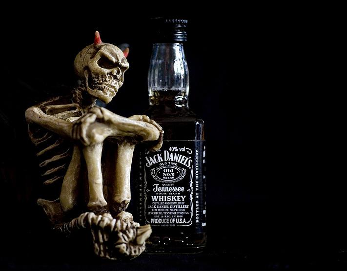 Demonic Drink or Angelic Aperitif?