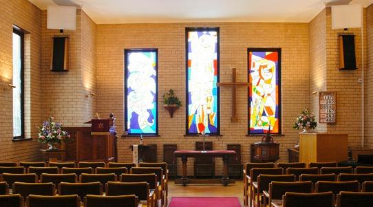 Victoria Community Church