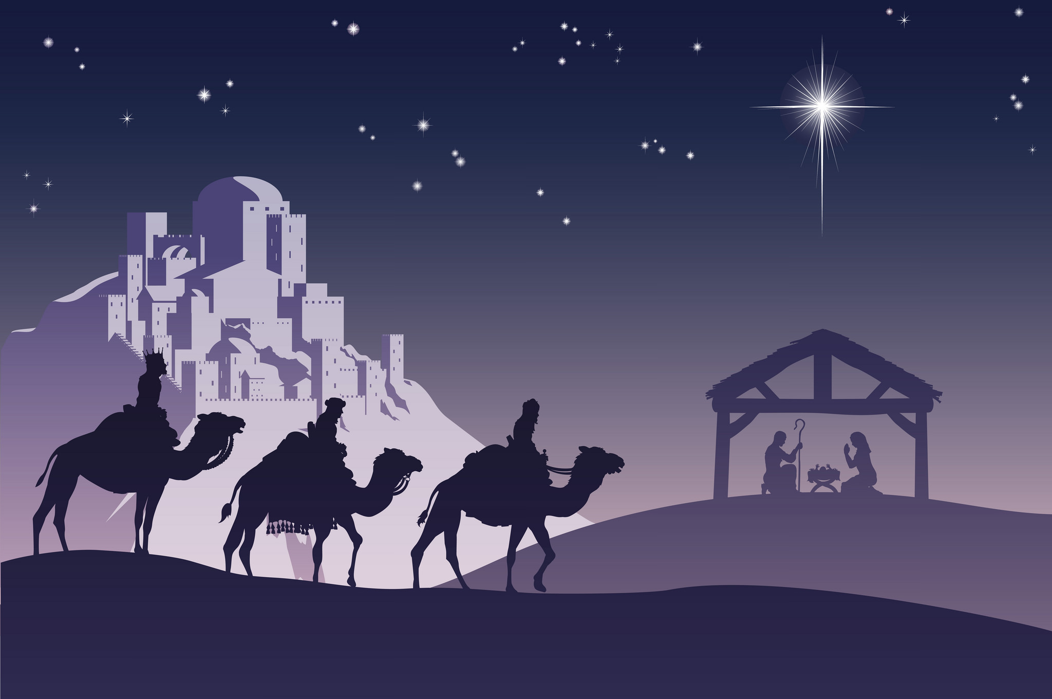 Jesus:  The real meaning of Christmas.