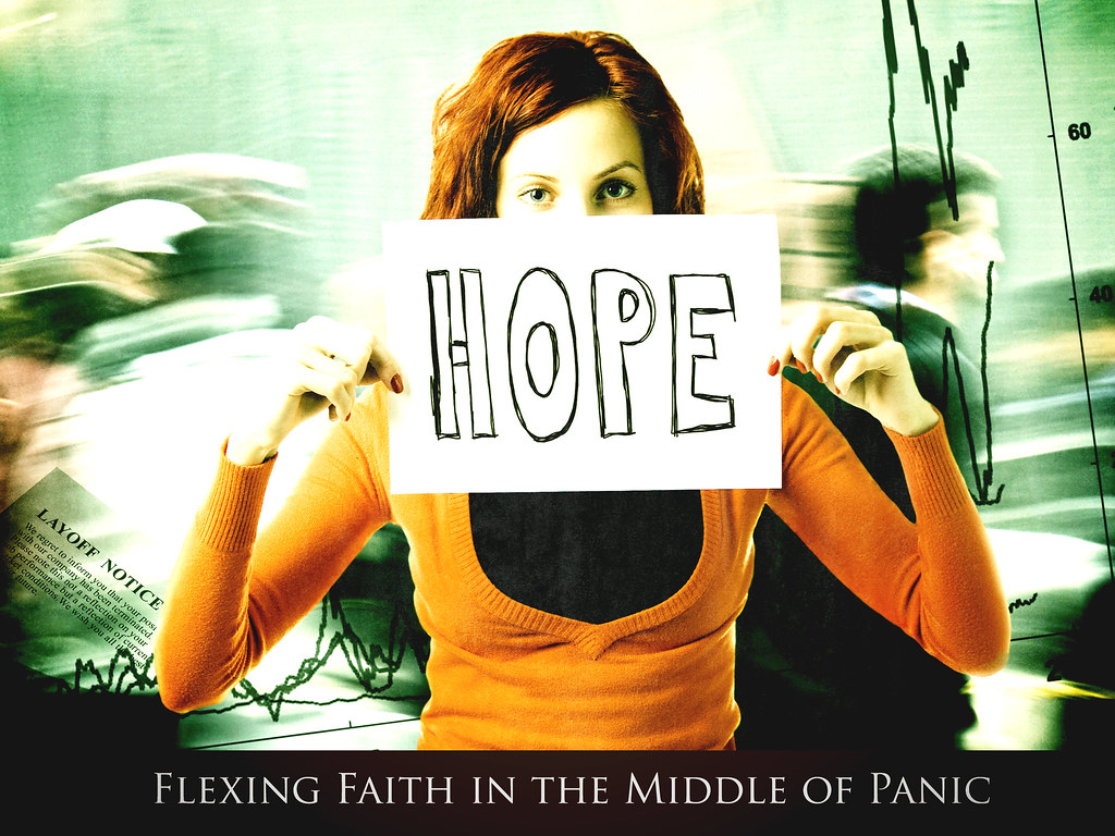 Hope in A Hurting World.
