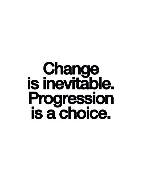 Change You Can Believe In!